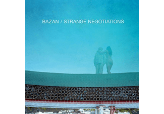 David Bazan - Strange Negotiations - (CD)