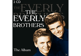 The Everly Brothers - Everly Brothers-The Album - (CD)