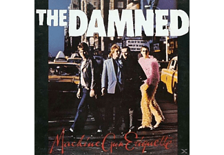 The Damned - Machine Gun Etiquette - (Vinyl)