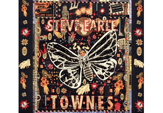 Steve Earle - Townes - (CD)
