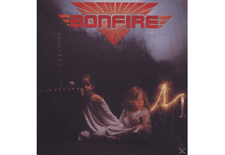 Bonfire - Don't Touch The Light - (CD)