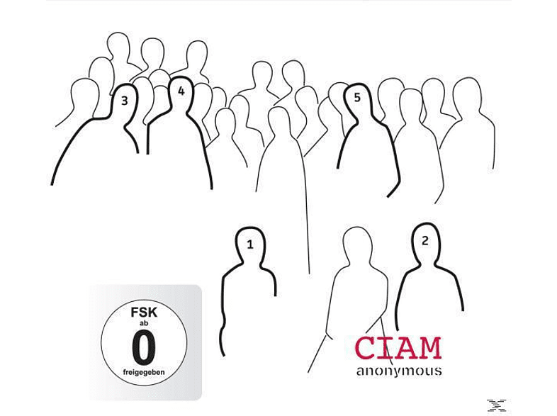 Ciam - Anonymous [CD + DVD Video]