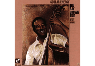 Ray Brown - Soular Energy - (CD)