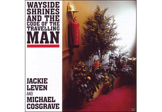 LEVEN,JACKIE & COSGRAVE,MICHAEL - Wayside Shrines And The Code Of The Travelling Man [CD]