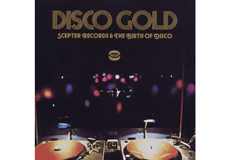 VARIOUS - Disco Gold - Scepter Records & The Birth Of Disco - (CD)