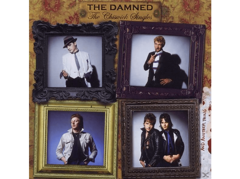 The Damned - The Chiswick Singles [CD]