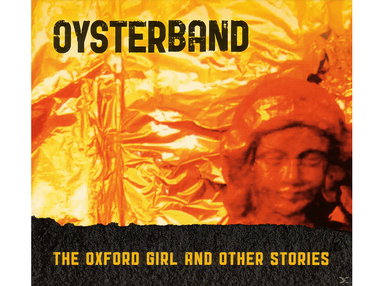 Oysterb - The Oxford Girl And Other Stories (Re-Recordings) [CD]