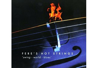 Fere's Hot Strings - Swing-World-Blues - (CD)