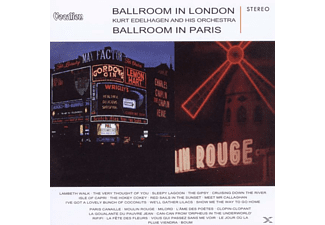 Kurt Edelhagen - Ballroom In London/...In Paris - (CD)