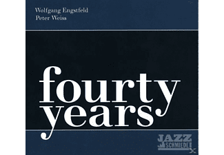 Wolfgang Engstfeld & Peter Weiss - Fourty Years - (CD)