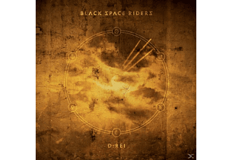 Black Space Riders - D:Rei - (LP + Bonus-CD)