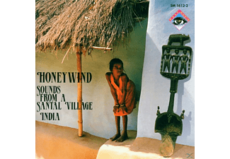 Peter Pannke - Honeywind/Portrait Santal Village - (CD)