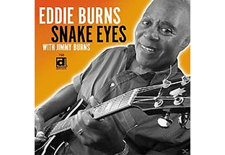 Eddie Burns - Snake Eyes - (CD)