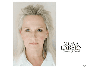 Mona Larsen - Grains Of Sand - (CD)
