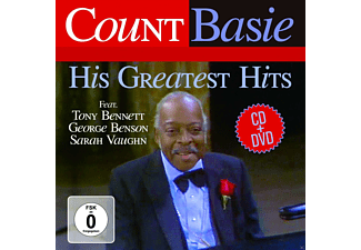 Count Basie - His Greatest Works - (CD + DVD)