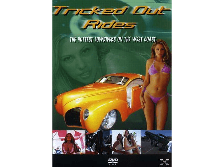 Tricked Out Rides [DVD]