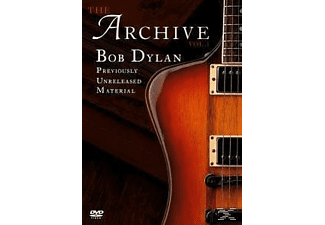 Bob Dylan - The Archive Vol. 01 - (DVD)