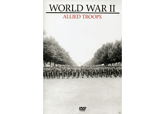 World War 2 -10 - Allied Troops - (DVD)