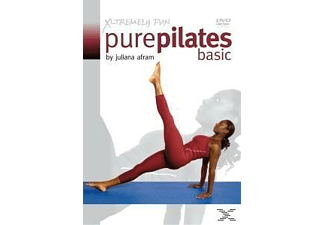 Pilates Pure Basic - (DVD)
