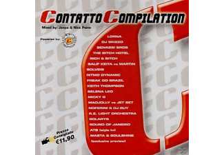 VARIOUS - Conatatto Compilation - (CD)