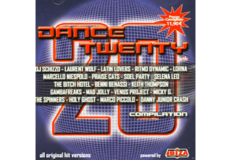 VARIOUS - Dance Twenty - (CD)