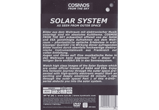 Cosmos From The Sky - Solar System [DVD]