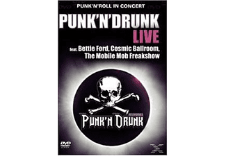 - Punk 'n' Drunk - Live In Concert - (DVD)