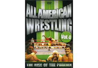 All American Wrestling Vol. 4 - (DVD)