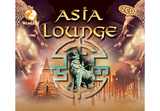 VARIOUS - The World Of Asia Lounge - (CD)