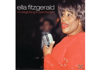 Ella Fitzgerald - I'm Beginning To See The Light - (CD)