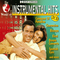 VARIOUS - The World Of Instrumental Hits (2 Cd Box) [CD]