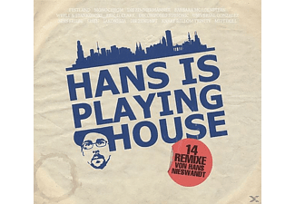 Hans Various/nieswandt - Hans Is Playing House - (CD)