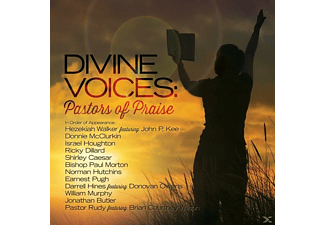 Diverse - Divine Voices-Pastors Of Pra [CD]
