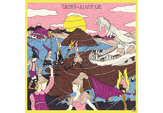 Twinsmith - Alligator Years - (LP + Download)