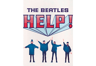 John Lennon, George Harrison, Paul McCartney - The Beatles - Help! - (DVD)