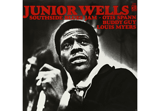 Junior Wells - Southside Blues Jam - (Vinyl)