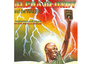 Alpha Blondy and The Wailers - Jerusalem (CD)