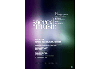 Various;Various Orchestra - Sacred Music [DVD]