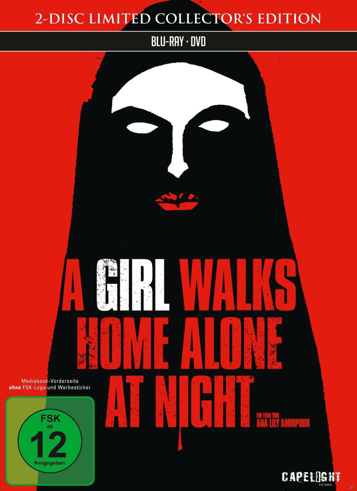 A Girl Walks Home Alone at Night auf Blu-ray + DVD