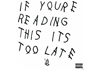 Drake - If You're Reading This It's Too Late CD