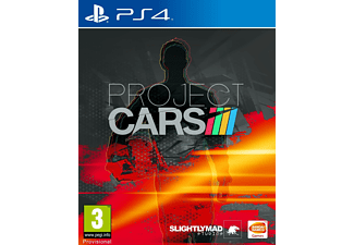 Project cars FR PS4