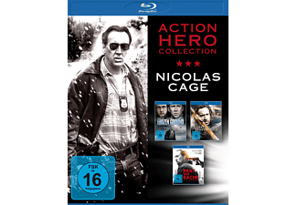 Action Hero Collection: Nicolas Cage - (Blu-ray)