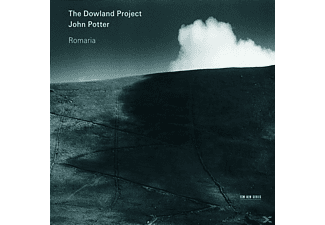 John Potter, Potter,John/Stubbs,Stephen/Surman,John/+ - THE DOWLAND PROJECT - ROMARIA - (CD)