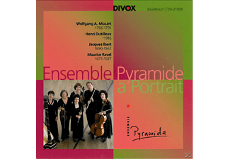 Ensemble Pyramide - Portrait - (CD)