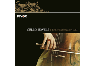 Gerard Wyss, Esther Nyffenegger - Cello Jewels-Essential Cello Chamber Works - (CD + Buch)