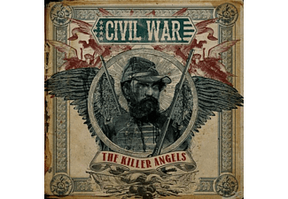 Civil War - The Killer Angels - (LP + Bonus-CD)