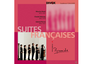Ensemble Pyramide - Suites Francaises - (CD)