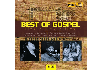 VARIOUS - Best Of Gospel [CD]