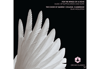 Silas/choir Of Queens College Cambridge Wollston - For The Wings Of A Dove [CD]