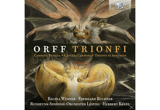 Royal Symphony Orchestra London - Trionfi [CD]